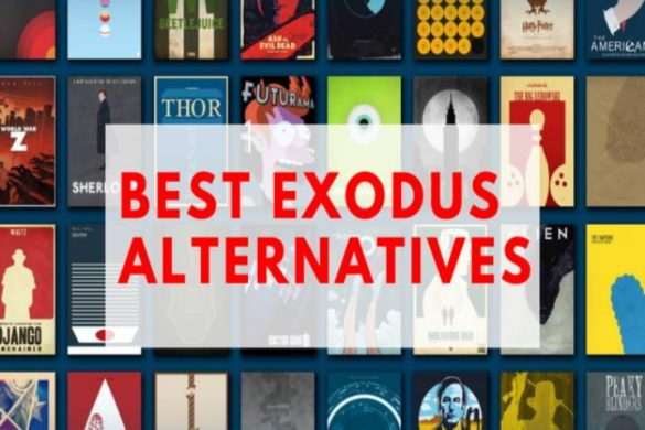 Kodi Exodus Alternatives