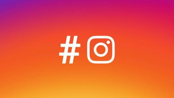 Pick up a #Hashtag Instagram