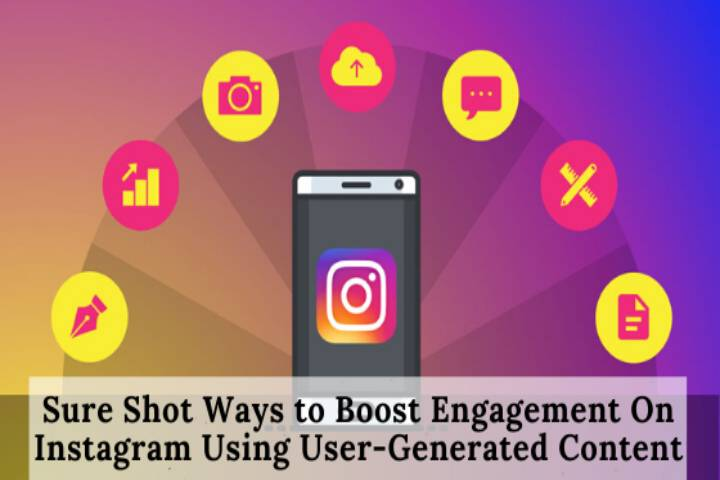 Sure Shot Ways to Boost Engagement On Instagram Using User-Generated Content