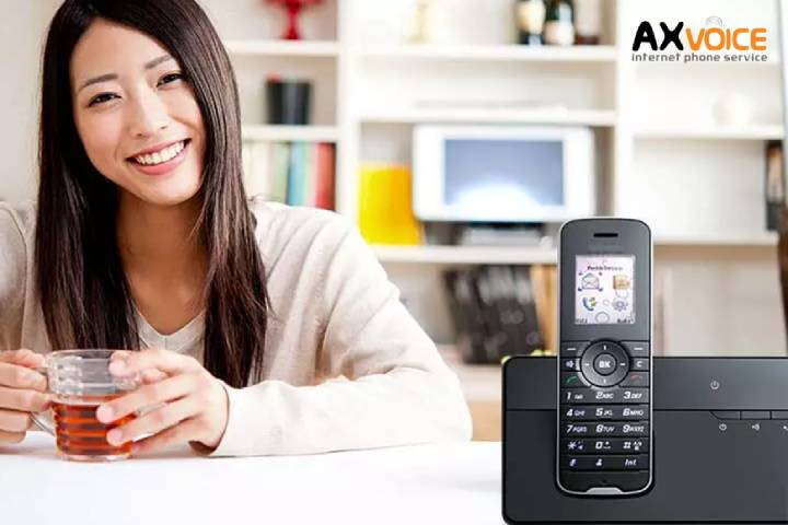 AxVoice Business VoIP Service