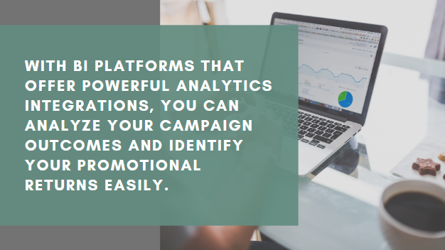 Perform data-based assessments of your marketing strategies