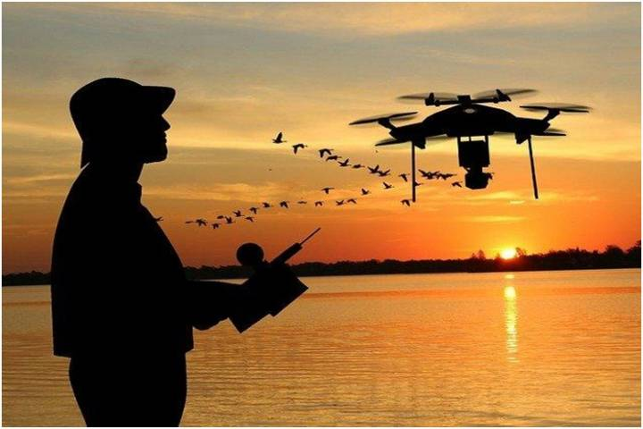 Drones and Unmanned Aerial Machines
