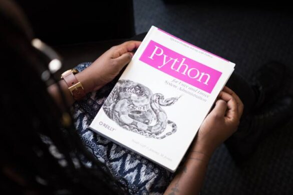 Why is Python used in data science data science courses