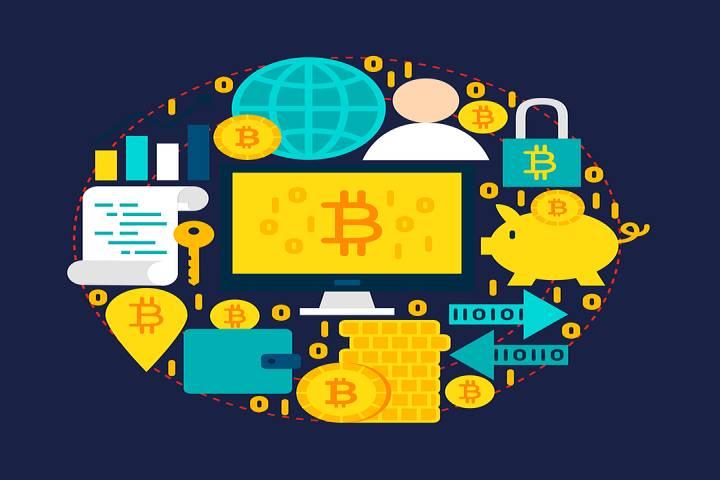 4 Ways To Invest In Blockchain