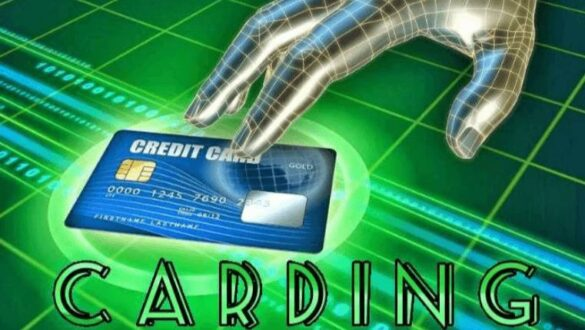 What Is Carding Illegal in India