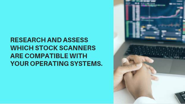 Essential stock scanner features