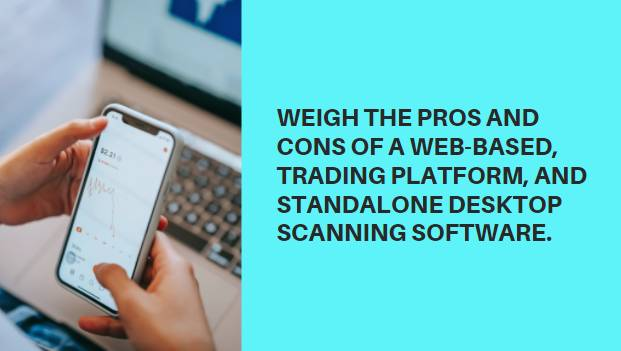 Where to access stock scanners