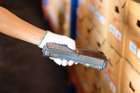 How Barcode Scanning Can Revolutionise Your Inventory Control