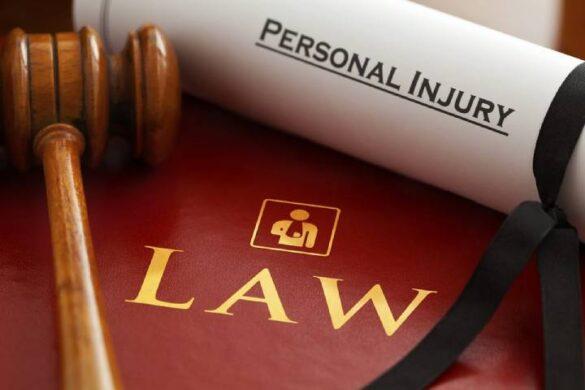 Personal Injury at Work Where to Start